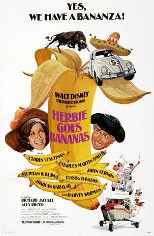 File:Herbie goes bananas poster.jpg