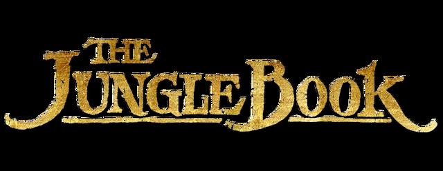 File:The Jungle Book 2016 logo.png