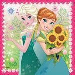 Frozen Fever - Anna and Elsa 3