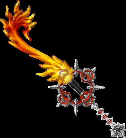 File:Lea's Keyblade KH3D.png
