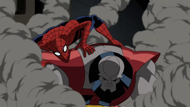 File:Spidy vs Terrax.png