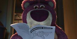 Toy story 3 lotso
