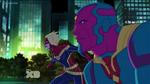 Captain Marvel n Vision AUR