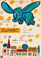 Dumbo polish poster
