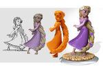 Infinity Rapunzel process