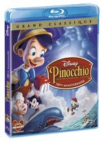 Pinocchio fr bluray 2009