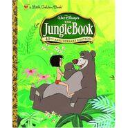 The Jungle Book Little Golden Book
