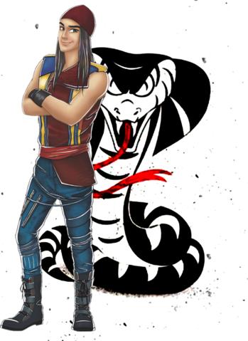 File:Descendants 2D Characters - Jay.png