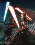 Anakin vs asajj