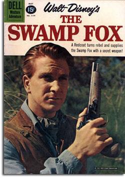 Waltdisney swampfox cover web