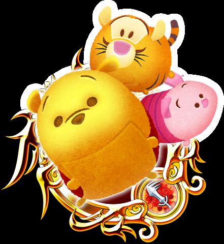 File:Kingdom Hearts Power Medal Tsum Tsum.png