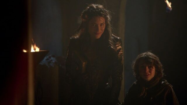 File:Once Upon a Time - 6x16 - Mother's Little Helper - Black Fairy and Roderick.jpg