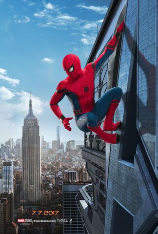 File:Spider-Man Homecoming poster 2.jpg