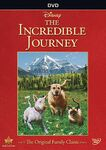 The Incredible Journey DVD Cover