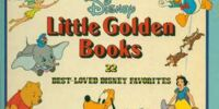 A Treasury of Disney Little Golden Books