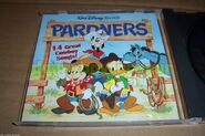 Pardners CD front cover