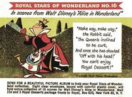 Royal stars of wonderland card 16