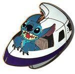 DLR - Disneyland® Resort Monorail - Stitch