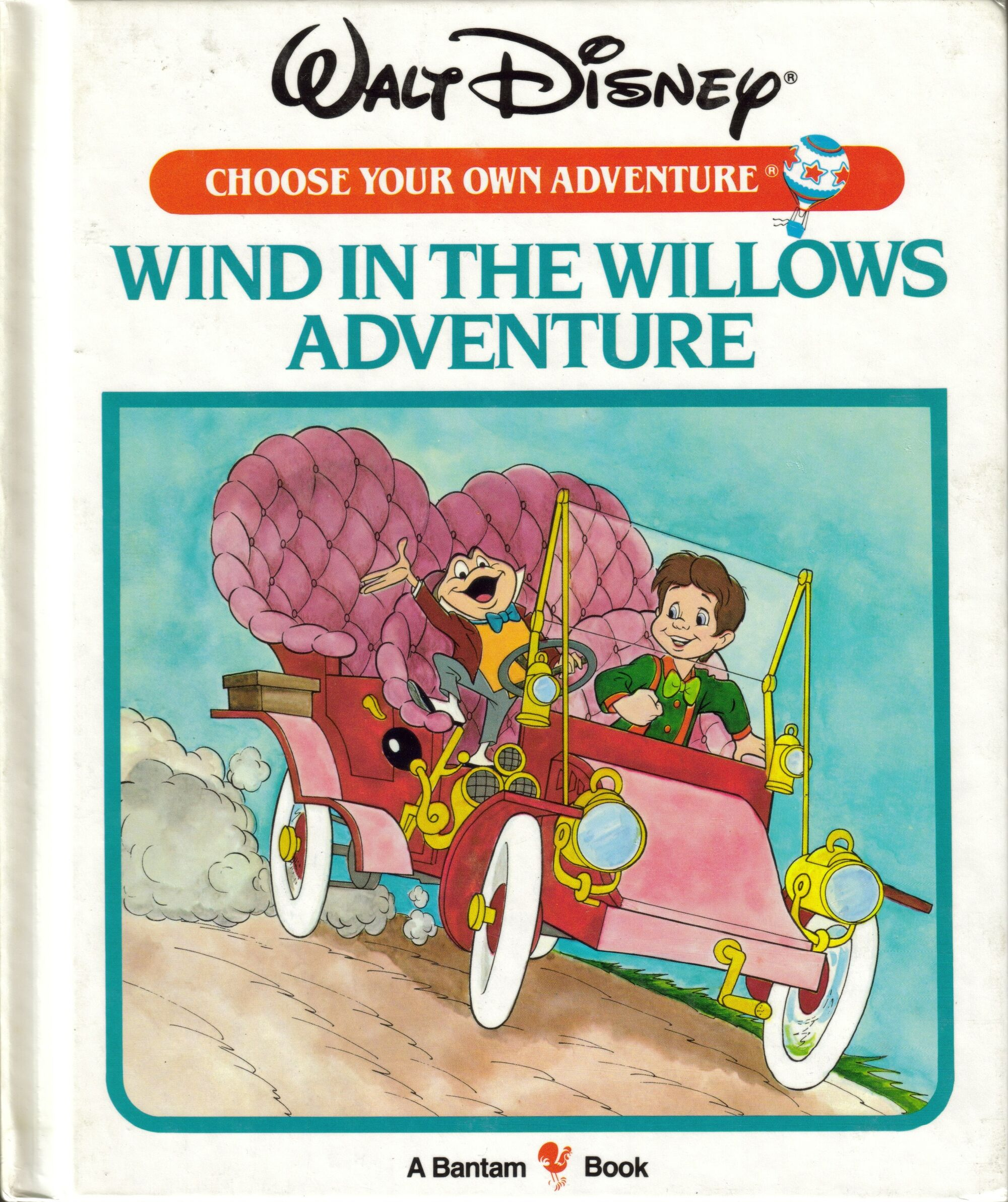 The Wind In The Willows Disney Wind in the Wil...
