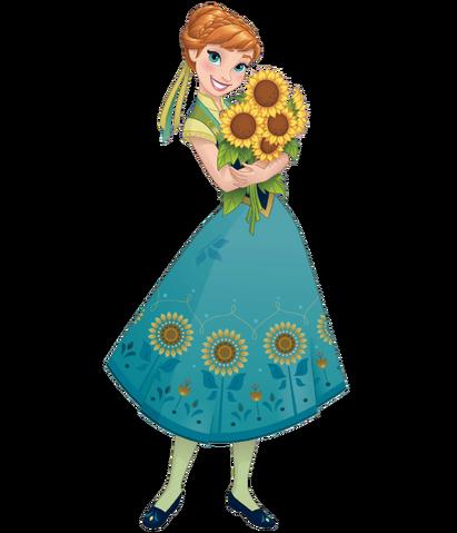 File:Anna Frozen Fever 2D render.png