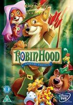Robin Hood SE 2007 UK DVD