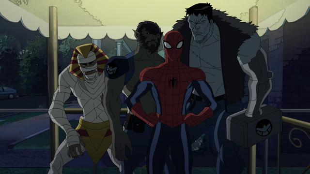 File:The Howling Commandos & Spider-Man USM 2.png
