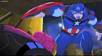 Captain America AUR 64