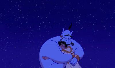 Disney-on-friendship-aladdin-genie