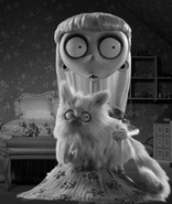 Frankenweenie weird girl