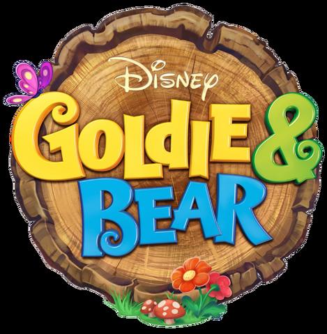 File:Goldie & Bear Logo.png