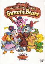 Gummi Bears DVD