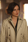 Once Upon a Time - 6x19 - The Black Fairy - Photogrphy - Regina