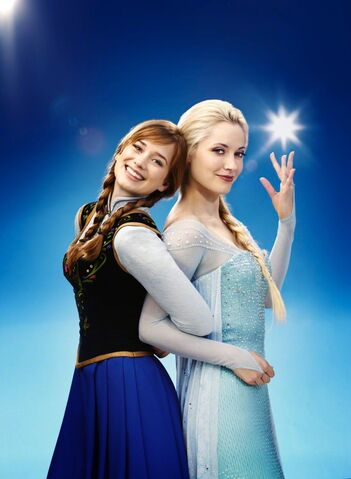 File:Once Upon a Time - Season 4 - Photoshoot - Anna and Elsa 3.jpg