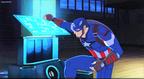 Captain America AUR 57