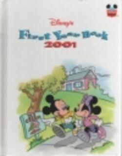 Disneys first year book 2001