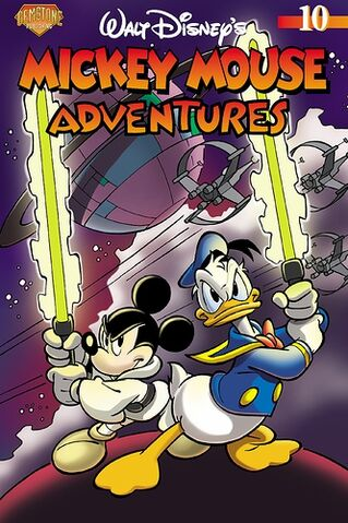 File:This Mickey Mouse Adventures issue predicted Disney buying Star Wars.jpg