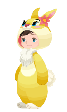 File:Miss Bunny Kingdom Hearts χ.png