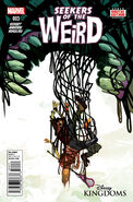 Seekers of the Weird Cover 003 Cover
