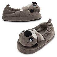Finding Dory Otter Slippers