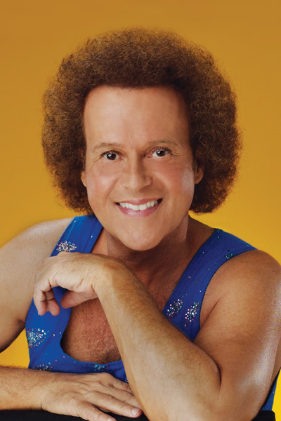 richard simmons news