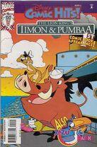 Disney Comic Hits Vol 1 2