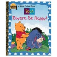 Eeyore Be Happy Little Golden Book
