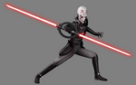 Grand Inquisitor Lightsaber DXD
