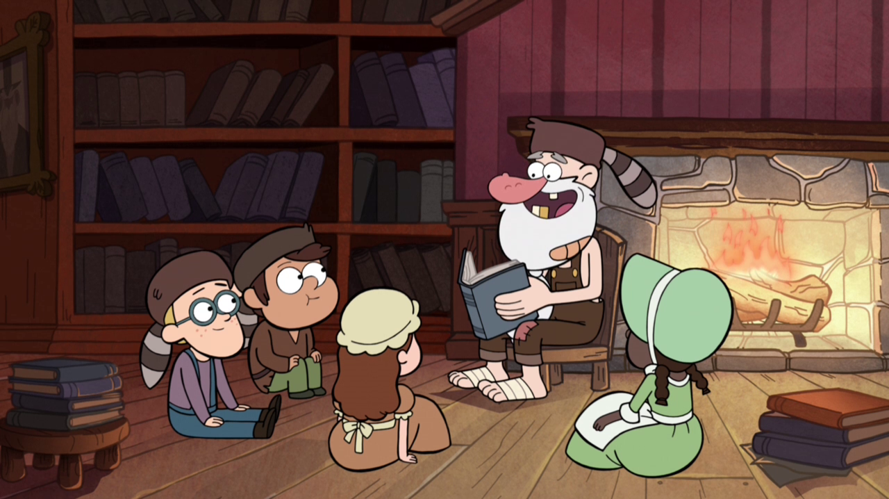 Image - Mcgucket's reading circle.png | Disney Wiki | Fandom ...