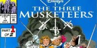 The Three Musketeers (Comic)