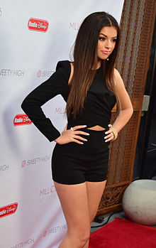 File:Bryana Salaz at the Millie Thrasher's Sweet 16 Party (cropped).jpg