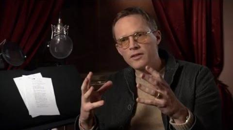 """Captain America Civil War Behind-The-Scenes """"Vision"""" Interview - Paul Bettany"""
