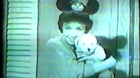 Annette Funicello Ipana Toothpaste commercial 1959