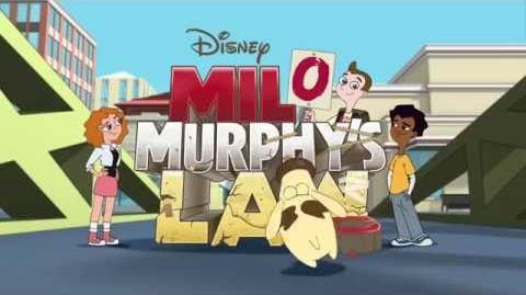Milo Murphy's Law - Intro
