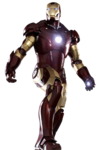 4478 render iron man